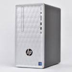 『HP Pavilion Desktop 590』レビュー Optaneメモリは意外に快適!スタイリッシュデザインのデスクトップPC(前編)