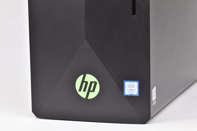 HP と Intel のロゴ