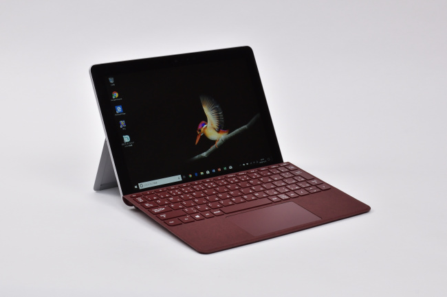 Surface Go 正面(その2)