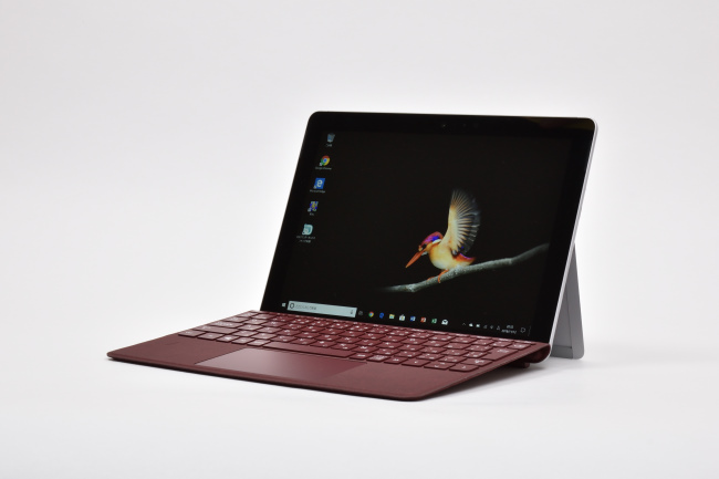 Surface Go 正面