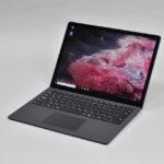 マイクロソフト『Surface Laptop 2』レビュー ブラックカラーの存在感がバツグン!快適に使える 13インチモバイルノート(前編)