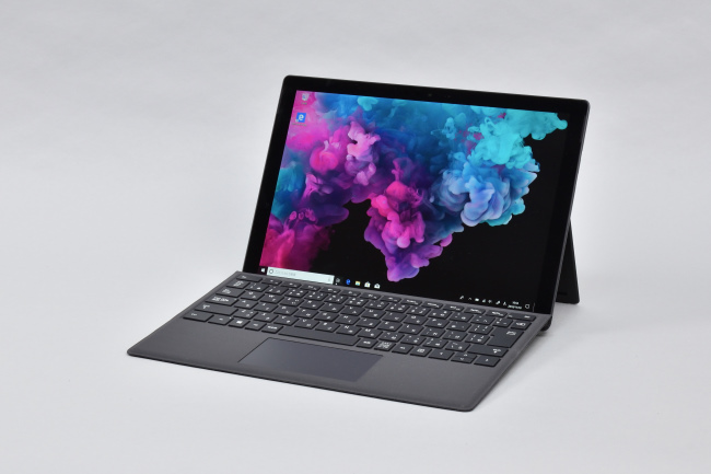 Surface Pro 6 正面