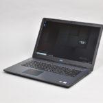 『Dell G3 17 (3779)』レビュー パワフル&大画面の迫力!快適パフォーマンスの17インチ・ゲーミングノート(前編)