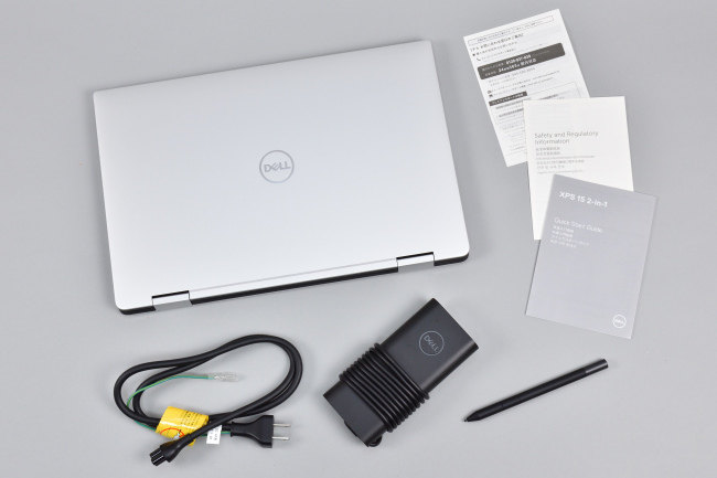 『XPS 15 2-in-1』本体セット
