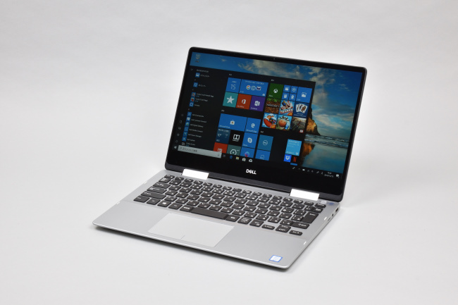 Inspiron 13 7000 2-in-1 (7386) 正面