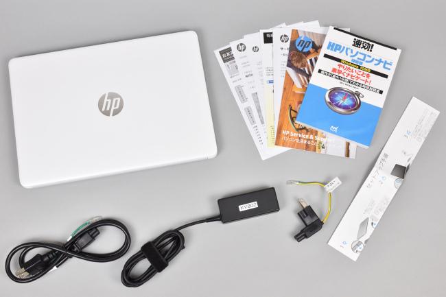 『HP 14s-cf0000』本体セット