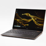 HP Spectre x360 15-df0000(2018年10月モデル)レビュー 洗練されたデザイン&パワフル性能に進化した 15.6型 2in1 PC