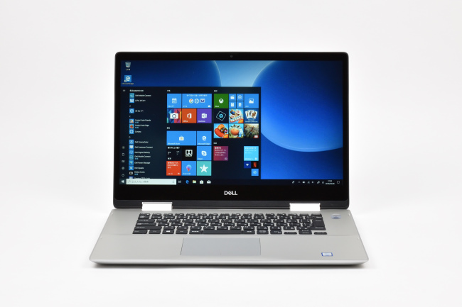 Inspiron 15 5000 2-in-1 (5582) 真正面