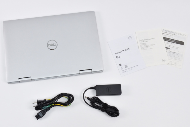『Inspiron 13 7000 2-in-1』本体セット