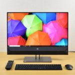 『HP Pavilion All-in-One 27』レビュー パソコン・テレビ・録画がこれ1台で楽しめる!27インチ大画面一体型PC