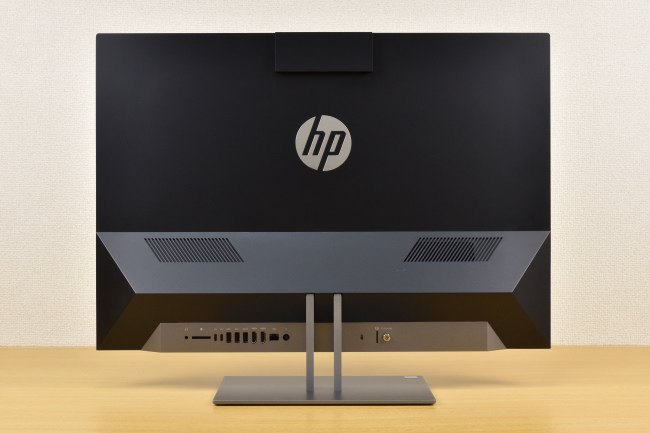 HP Pavilion All-in-One 27 背面側