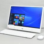 デル『Inspiron 22 3000 (3277)』レビュー お手頃価格&お手頃サイズの液晶一体型PC