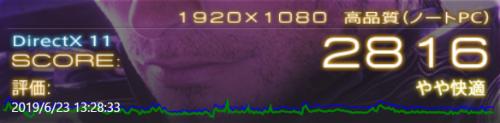 ファイナルファンタジー 漆黒のヴィランズ 高品質(ノートPC) 解像度 1920×1080