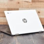 『HP Chromebook x360 14』レビュー 写真編集からインスタ投稿まで一気にできる!スタイル自在に使える14型 2in1 モバイルノートPC
