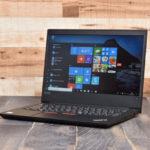 レノボ『ThinkPad E490』レビュー 高性能&高品質!実用性の高い14型ビジネスノートPC