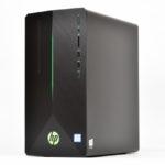 HP Pavilion Gaming Desktop 690 レビュー:パワフルに使えるクールなデザインのゲーミングデスクトップPC