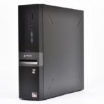 マウス LUV MACHINES Slim ARS/AGS レビュー:AMD プロセッサー搭載でお値段以上に高性能なスリム型デスクトップPC
