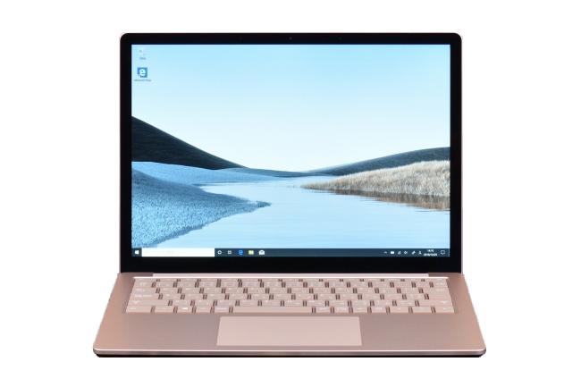 Surface Pro Laptop 3(13.5インチ)真正面