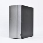 レノボ IdeaCentre 720 ゲーミングエディション レビュー:オールマイティに使えるコンパクトサイズのデスクトップPC