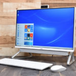 デル Inspiron 24 5000 (5490) レビュー:省スペース&快適に使えるスタイリッシュデザインの液晶一体型PC