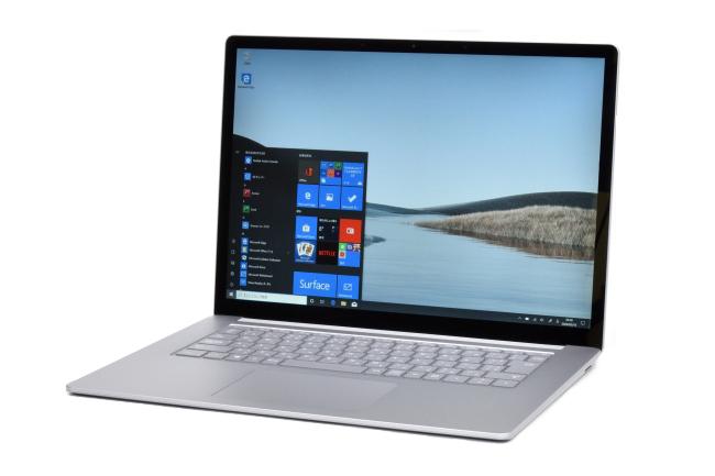 Surface Pro Laptop 3(15インチ) 斜め