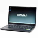 マウス DAIV 4N レビュー:軽量&スリム&コンパクト!モバイルできる14型クリエイティブノートPC
