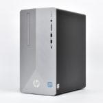 HP Pavilion Desktop 595 レビュー:オールマイティに使える!コンパクトでスタイリッシュデザインのデスクトップPC