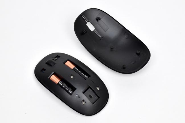 マウスの電源