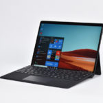 マイクロソフト Surface Pro X レビュー:Windows 10 ARM ベースの LTE対応 2in1 デバイス