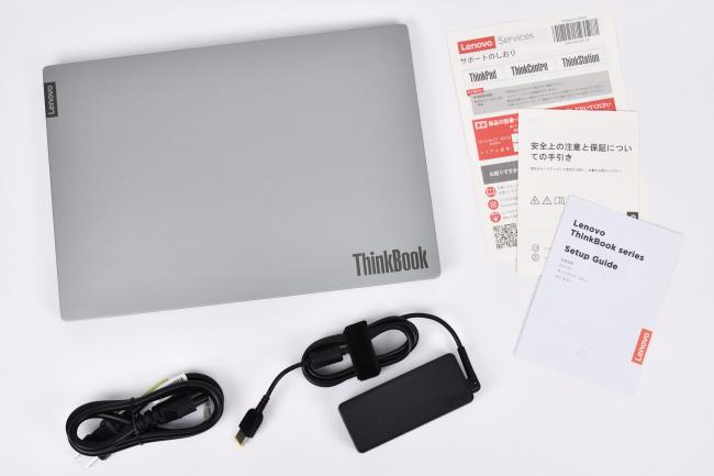 ThinkBook 14 本体セット