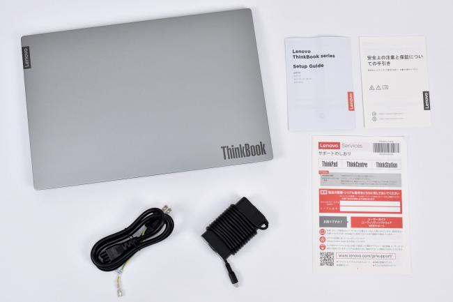 ThinkBook 15 本体セット