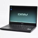 マウス DAIV 3N レビュー:写真編集&動画編集が快適にできる 13.3型ノートPC