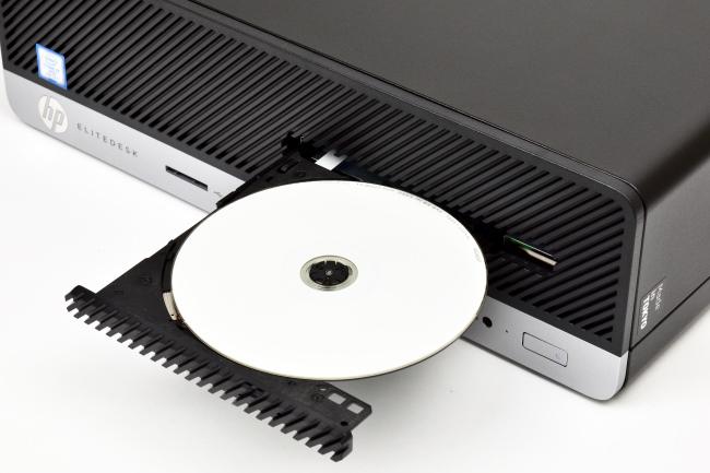インターフェース(DVDドライブ)
