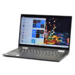 Lenovo Yoga C740 (14) レビュー:快適パフォーマンスで高コスパ!アクティブペンも付属している 14型2in1ノートPC