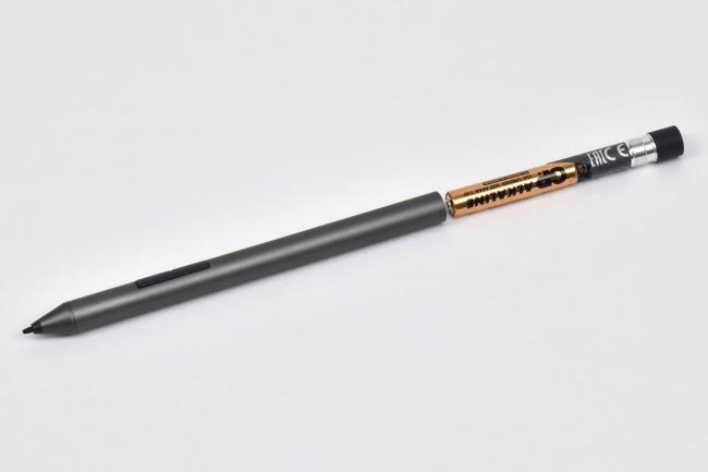 アクティブペンは乾電池式