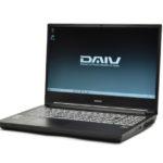 マウス DAIV 5D-R5 / DAIV 5D-R7 レビュー(2020年モデル):パワフルにクリエイティブ作業ができる!デスクトップCPU搭載の15.6型ノートPC