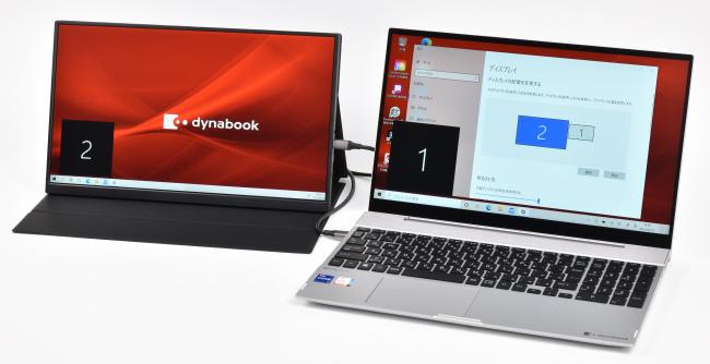 USB Type-C 映像出力