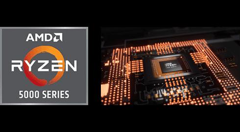 AMD Ryzen 5000 ロゴ