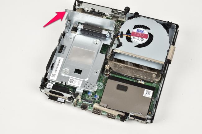 HDD の実装も可能