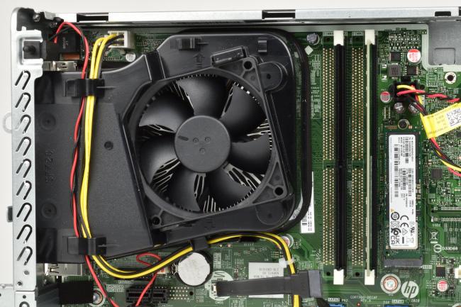 CPU・メモリ・SSD